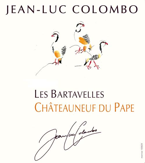 JLColombo Les Bartavelles